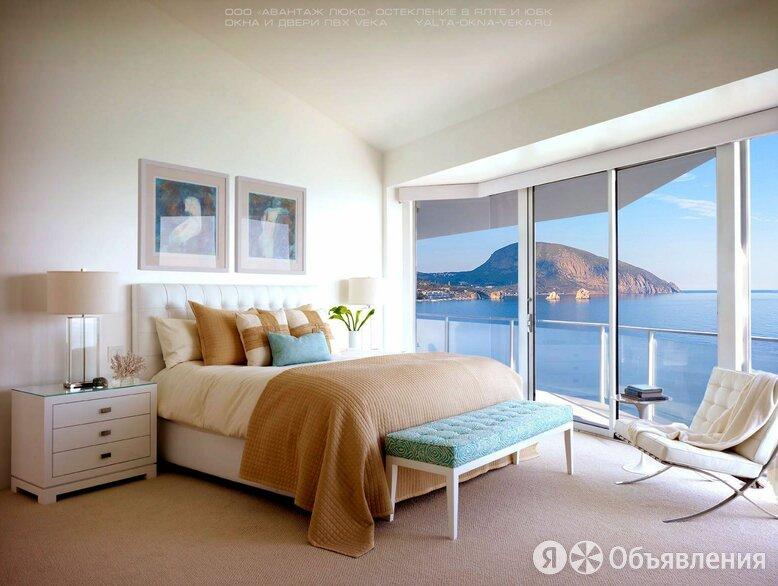 Раздвижные окна и двери пвх VEKA + алюминий по цене 9950₽ - Готовые конструкции, фото 0