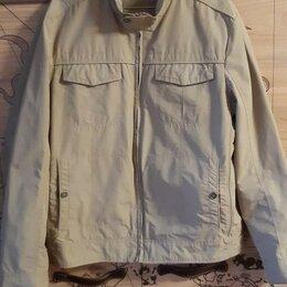 Куртки - Муж куртка-ветровка 50 размер, 0