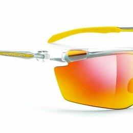 Аксессуары для плавания - Очки велосипедные Rudy Project MAGSTER CRYSTAL-CRYSTAL-M-LS ORANGE, SN664096MY, 0