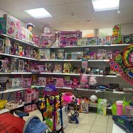 Торговля - Магазин детских игрушек, 0