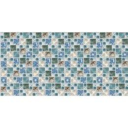 Мозаика - Панель ПВХ декоративная 480х955мм Мозаика морской бриз, 0