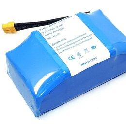 Аксессуары и запчасти - Аккумулятор 10S2P для гироскутера 36V 2.4Ah Li-ion, 0