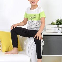 Домашняя одежда - Костюм для мальчика Брызги-4, 0