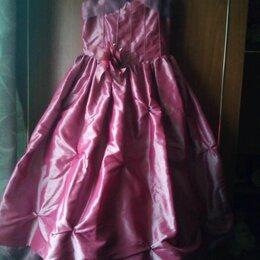 Платья и сарафаны - Платье для девочки праздничное, 0
