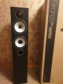 Акустические системы - Monitor Audio Bronze BX5 (новые в коробках), 0