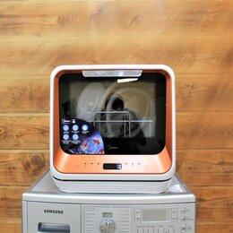 Посудомоечные машины - Посудомоечная машина (компактная) midea mcfd42900 mini, 0