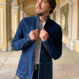 Пиджаки - Джинсовый пиджак  MONTANA, 0