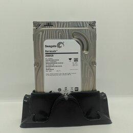 Жёсткие диски и SSD - Жесткий диск st2000dm001 (2тб) (2шт), 0