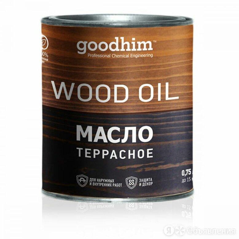 Террасное масло Goodhim 74998 по цене 1799₽ - Масла и воск, фото 0