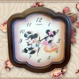 Часы настенные - Часы настенные Дисней, 0