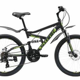 Прочие аксессуары и запчасти - Велосипед Stark 19 Rocket 24.2 FS D, 0