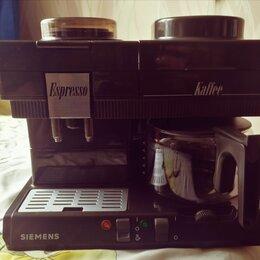 Кофеварки и кофемашины - Кофемашина siemens electrogerate gmbh Typ TC 5000, 0