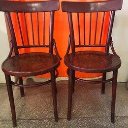 Стулья, табуретки - Старинные венские стулья , тиснение. Одним лотом , 0