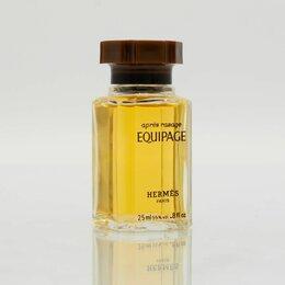 Парфюмерия - Equipage (Hermes) лосьон после бритья 25 мл, 0