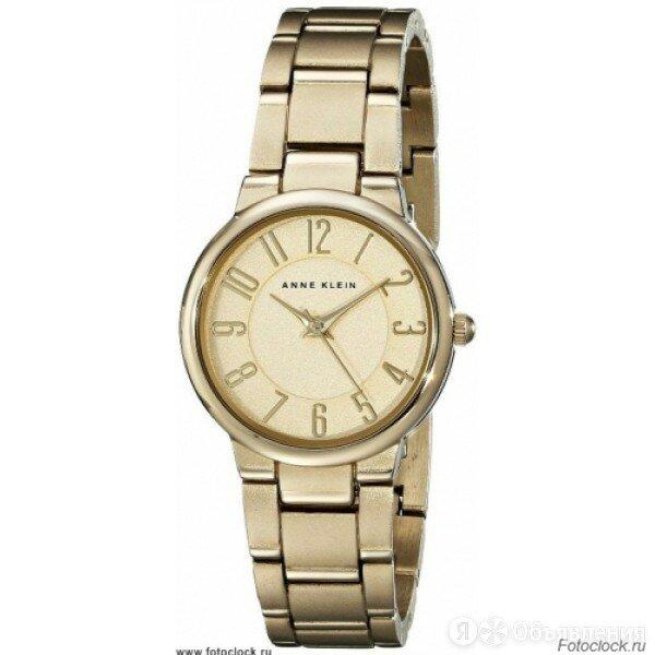 Женские наручные fashion часы Anne Klein 1912CHGB / 1912 CHGB по цене 8640₽ - Наручные часы, фото 0