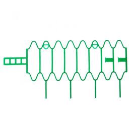 Шпалеры, опоры и держатели для растений - Пластиковый кустодержатель для клубники СИМАЛЕНД Волна, 0