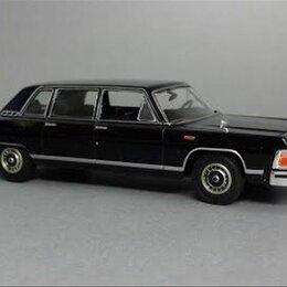 Модели - Автомобиль Газ-14 Чайка, 0