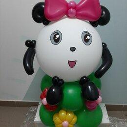 Воздушные шары - Забавные фигурки, игрушки, цветы .Крутой подарок из воздушных шаров, 0