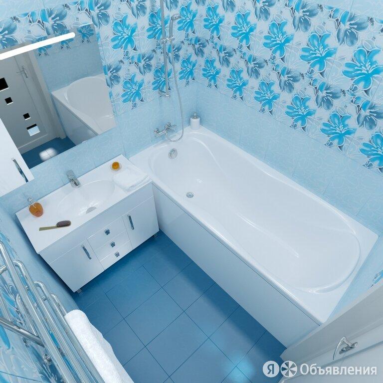 Triton Ванна акриловая 170х70 Тритон Эмма по цене 7237₽ - Ванны, фото 0