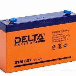 Электроустановочные изделия - Аккумулятор для электромобиля Дельта 6-7, 0