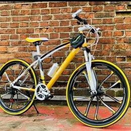 Велосипеды - Велосипед на литых дисках 26, 0