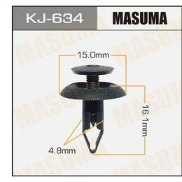 Кузовные запчасти  - Клипса KJ- 634 NISSAN (1шт) 01553-06071, 0
