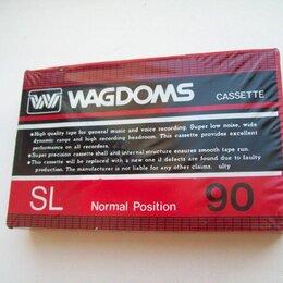 Музыкальные CD и аудиокассеты - WAGDOMS  SL-90 (запечатанная кассета), 0