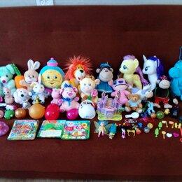 Мягкие игрушки - Пакет мягких детских игрушек и многое другое, 0