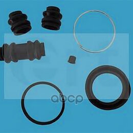 Тормозная система  - Ремкомплект Тормозного Суппорта Kia: Pride 90-, Pride Универсал 99-  Mazda: 1..., 0