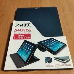 Чехлы для планшетов - Стильный чехол-книжка Port для iPad 6го поколения, 0