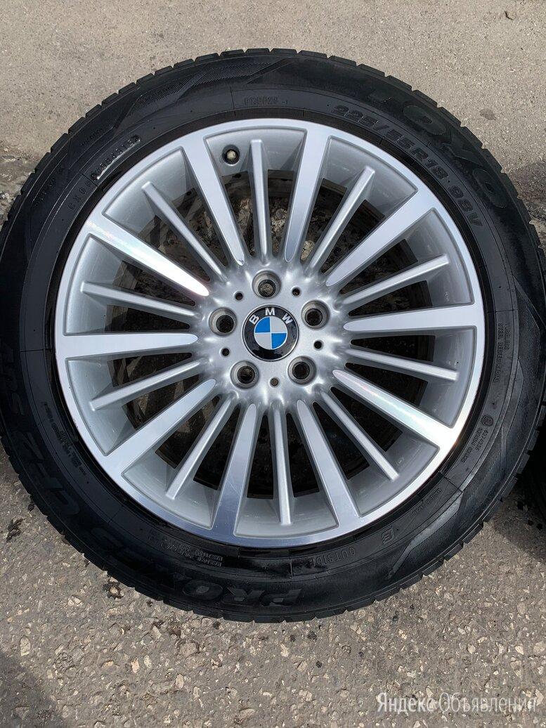 BMW V-SPOKE ЗАВОДСКИЕ ДИСКИ / ШИНЫ TOYO ЛЕТО по цене 45000₽ - Шины, диски и комплектующие, фото 0