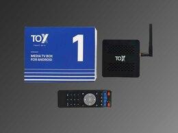 ТВ-приставки и медиаплееры - Tox1, 0