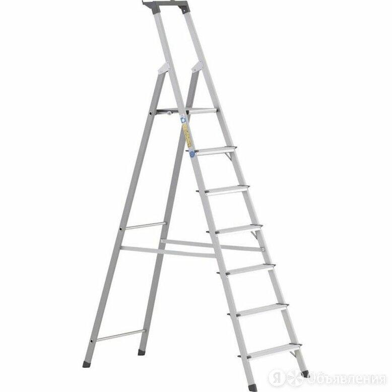 Стремянка Zarges 44157 по цене 12925₽ - Лестницы и стремянки, фото 0
