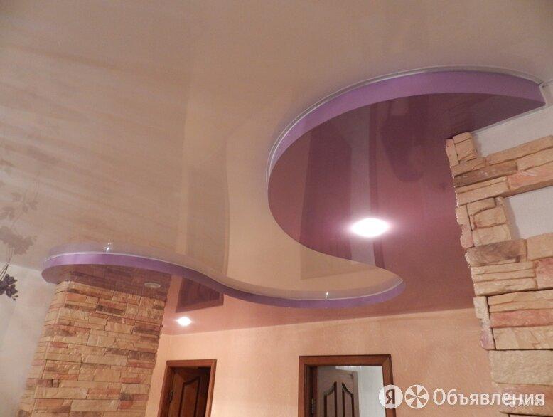 Натяжные потолки по цене 140₽ - Потолки и комплектующие, фото 0