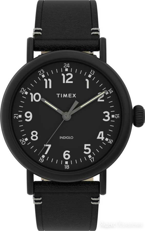 Наручные часы Timex TW2U03800VN по цене 5030₽ - Наручные часы, фото 0