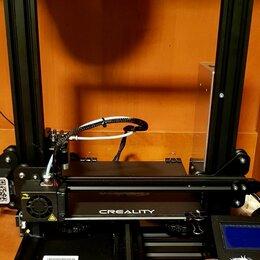 3D-принтеры - Профессиональный 3D принтер CREALITY 3D Ender-3 , 0