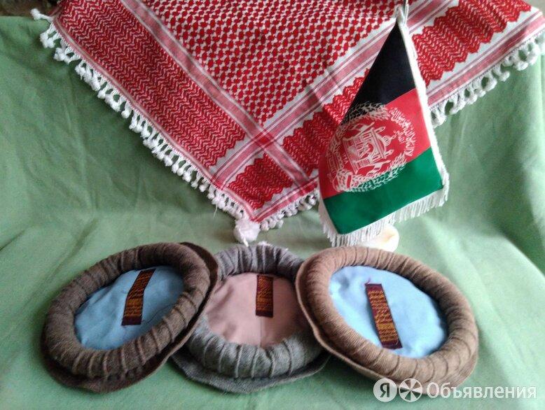 Паколь Пуштунка Афганка по цене 1700₽ - Головные уборы, фото 0