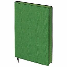 Рисование - Блокнот А5 (148x213 мм), BRAUBERG «Tweed», 112 л., гибкий, под ткань, линия, тем, 0