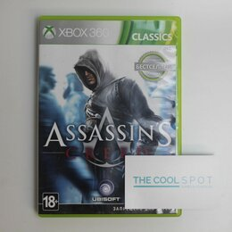 Игры для приставок и ПК - Игра Assassins Creed для Xbox 360 , 0