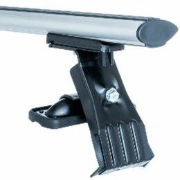 Перевозка багажа - Багажники на гладкую крышу (крепление за дверной проем) аэродинамические дуги, 0