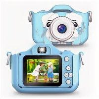 """Коляски - Детский цифровой фотоаппарат """"Собачка"""" с селфи, 0"""