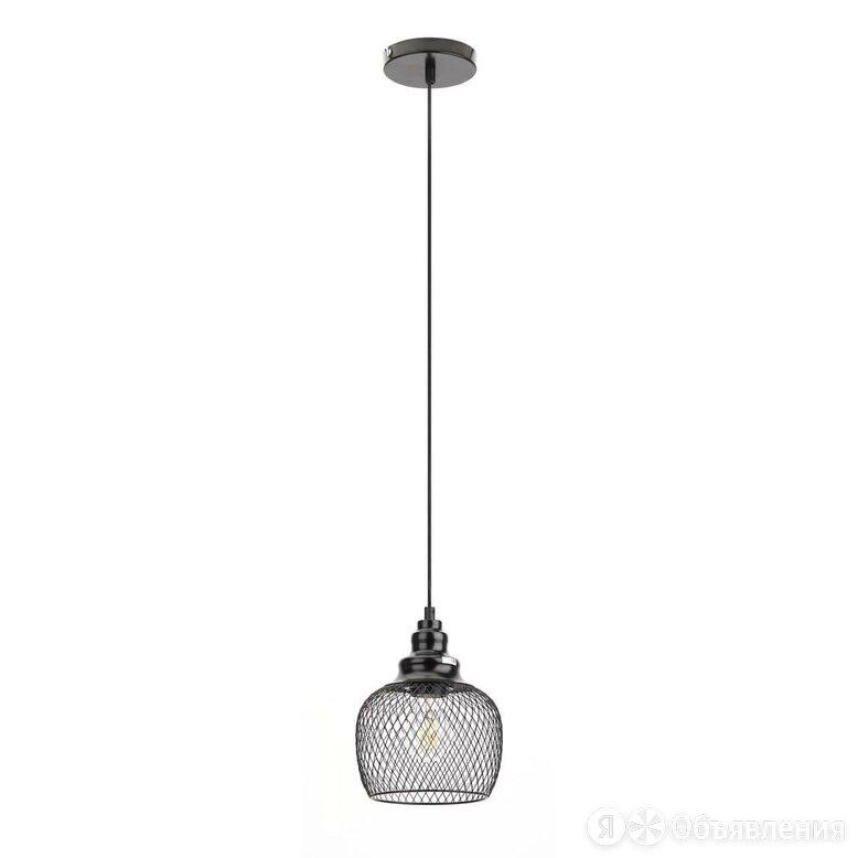 Подвесной светильник ЭРА Loft PL8 BK Б0037455 по цене 1772₽ - Люстры и потолочные светильники, фото 0