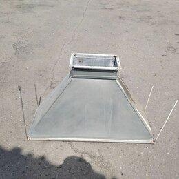 Прочее оборудование - Вытяжной зонт из оцинковки, 0