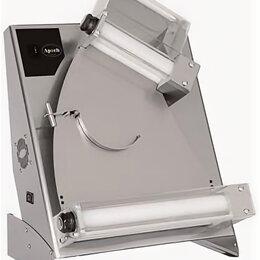 Тестомесильные и тестораскаточные машины - Тестораскатка для пиццы Apach ARM420, 0