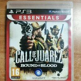Игры для приставок и ПК - Диск call of juarez bound in blood ps3, 0