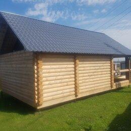 Готовые строения - Деревянный дом с мансардой, 0