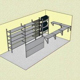 Прочие услуги - Обустройство гаражей, мастерских, кладовок, 0