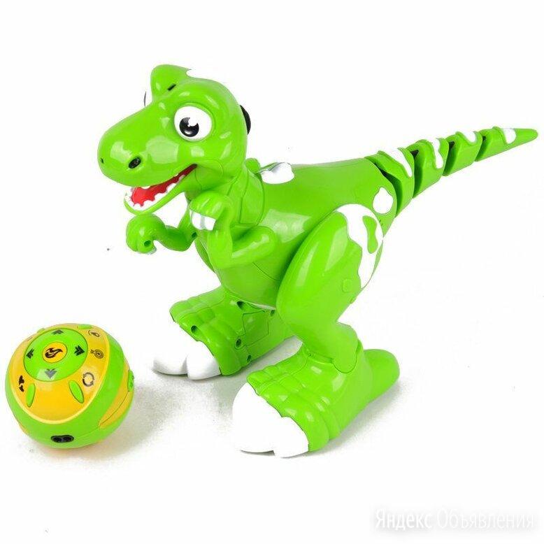 Радиоуправляемый интерактивный динозавр с паром по цене 2870₽ - Радиоуправляемые игрушки, фото 0