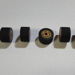 Запчасти к аудио- и видеотехнике - Прижимные ролики для кассетных магнитофонов, 0
