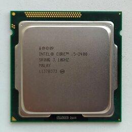 Процессоры (CPU) - Core i5 2400 4 ядра сокет 1155 Процессор Intel, 0